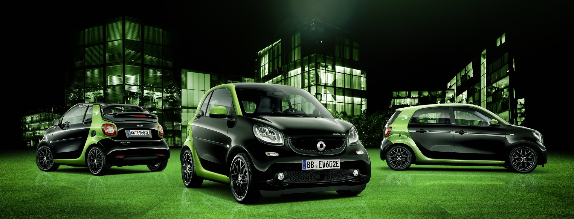 smart fortwo electric drive. subPage of smart electric drive