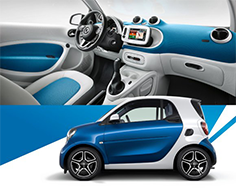 smart fortwo proxy